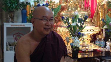 パオ式瞑想法を日本で伝える現代ミャンマーの高僧・瞑想指導者クムダ・セヤドー インタビュー